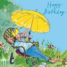 quentin blake cards