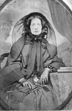 Queen Victoria set the standard for both wedding attire and for mourning. After the death of Prince Albert in 1861, she wore black mourning clothes for the rest of her life. In the Victorian era, men would wear a black armband when someone died, but women wore full black crape (the 19th century spelling for crepe) dresses for a year and a day. Then they wore just crape-trimmed black dresses for another 21 months.