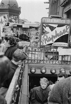 Les Halles de Paris en 1950 (2)
