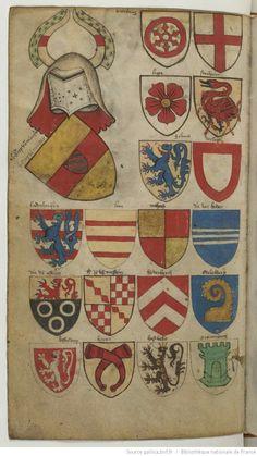 Wappen - Baden et al / Coats of Arms - Baden et al / Armas y Escudos Heráldicos - Baden et al