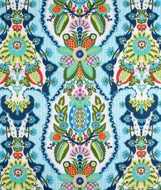 Amy Butler Harriet's Kitchen Sugar Fabric - $9.4 | onlinefabricstore.net