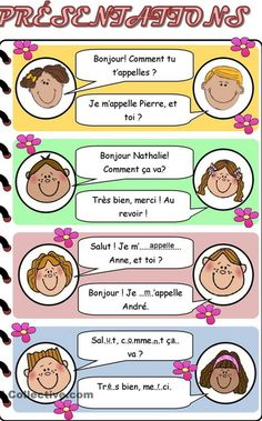 The Online Way of Learning French Learning French For Kids, French Language Learning, Ways Of Learning, English Language, French Teaching Resources, Teaching French, French Greetings, French Articles, French Conversation