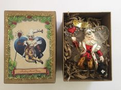 Mark Roberts Healing Heart Fairy Christmas Ornament Small 9in New in Box #MarkRoberts