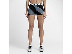 "Nike 3"" Pro Diagonal Stripe Women's Training Shorts"