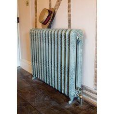 The Daisy 2 Column Cast Iron Radiator - 595mm