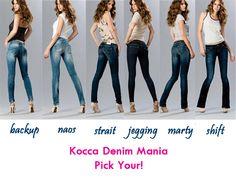 Pick your denim!