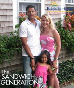 #aginginplace The Sandwich Generation: Raising Children & Caring for Aging Parents