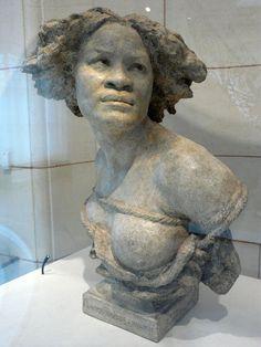 1827 - 1875 Jean-Baptiste Carpeaux -Pourquoi naître esclave? (1868)
