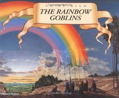 The Rainbow Goblins by Ul De Rico. Wonderful illustrations, my brother loved this book growing up.