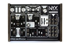 MATRIXSYNTH: Dreadbox Introduces New NYX Analog Synthesizer for...