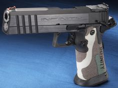 Laser Engraving, Firearms, Hand Guns, Camo, Infinity, Cool Stuff, Camouflage, Cool Things, Infinite
