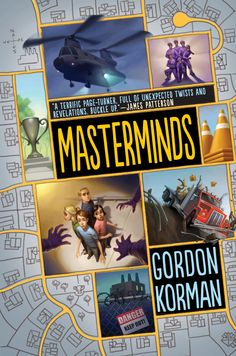 Masterminds – Gordon Korman ...