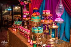 Moroccan Birthday Party Ideas | Photo 2 of 53