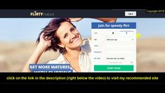 FlirtyMature.com Review - FlirtyMature Is A Scam? Find Out The Truth 🙈🙈