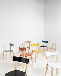 Giveaway alert: Win a Chair 69 from Artek | NordicDesign