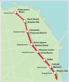 Funds for Central Subway Extension Study Recommended