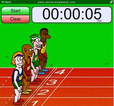 Checkout this fun classroom timer based on the World Games theme! Free!