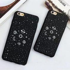 Glittery Universe Phone Case - kogiketsu - Tap The Link Now Find that Perfect Gift