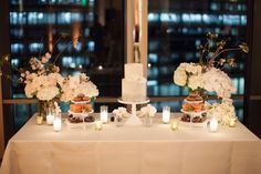 Classic Wedding at the LA Music Center Sweet Cakes, Spring Wedding, White Flowers, Event Planning, Wedding Cakes, Destination Wedding, Floral Design, Wedding Inspiration, Classic