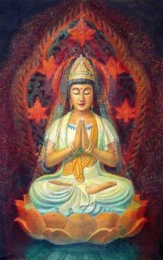 Kuan Yin's Prayer by by Sue Halstenberg 🕉WILD WOMAN SISTERHOOD🕉 #WildWomanSisterhood #kuanyin #motheroftheuniverse #shewhohearsthecriesoftheworld