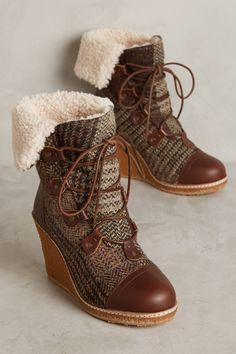 Australia Luxe Collective Mona Wedge Boots