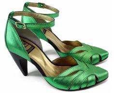GREEN HORNET - Louloux - Sapatos Colecionáveis