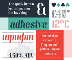 Fresh Free Font Of The Day : Pitch Display