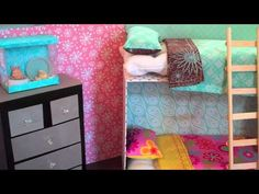 How to Make Doll Bunk Beds: Easy