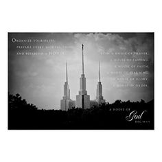 Poster - Washington DC LDS Temple 3 - http://mormonfavorites.com/poster-washington-dc-lds-temple-3/  #LDS #MormonFavorites #LDSGems