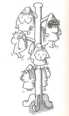 """school   do livro """"Com Olhos de Criança"""" de Francesco Tonucci"""
