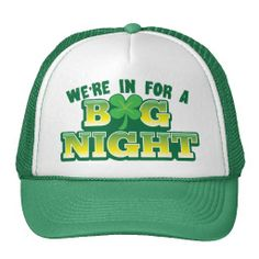 $$$ This is great for          We're in for a BIG NIGHT! with shamrock Mesh Hats           We're in for a BIG NIGHT! with shamrock Mesh Hats We provide you all shopping site and all informations in our go to store link. You will see low prices onHow to          We're in for a BI...Cleck See More >>> http://www.zazzle.com/were_in_for_a_big_night_with_shamrock_mesh_hats-148854485168778863?rf=238627982471231924&zbar=1&tc=terrest