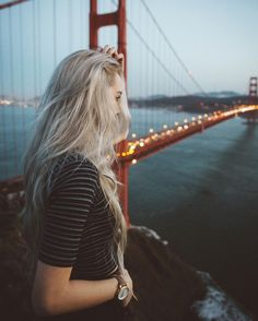 Amazing shot from the Golden Gate Bridge, San Francisco, California. Wanderlust, Tmblr Girl, Foto Casual, Girl Meets World, Adventure Is Out There, Oh The Places You'll Go, Golden Gate Bridge, The Life, San Diego