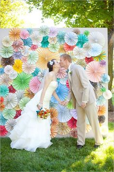 可愛すぎる背景でヒロイン気分♡結婚式で作りたい「フォトブース」アイデアまとめ*にて紹介している画像