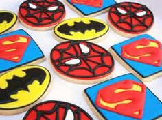 superman cookies - Google Search
