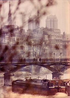 La Seine, Paris - Photographe Peter Cornelius.