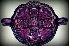 Collectible Amethyst Glass Dishes - Bing Images