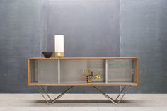 Florence Knoll Bassett for Knoll. Four Position Credenza via DWR