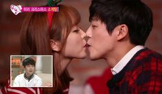 Hong Jin Young and Nam Goong Min almost kiss on 'We Got Married' We Got Married Couples, We Get Married, Namgoong Min, Korean Music, Jinyoung, Kdrama, Acting, Kiss, December