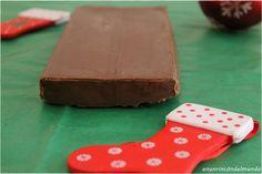 turrón de chocolate con leche