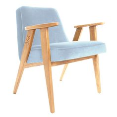 News+Lovely+Market+-+Fauteuil+design,+velours+sky+bleu+-+bleu+ciel+-+Fauteuil+design+scandinave,+366+Concept...