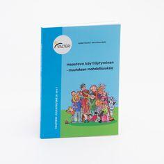 Tunnetaidot ja vuorovaikutus Archives   Valteri Cover, Books, Libros, Book, Book Illustrations, Libri