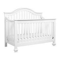 Beautifully designed and extremely versatile, our Clover 4-in-1 Crib features intricate moldings on the headboard and crib feet. The Clover Crib is GREENGUARD Gold certified, constructed from 100% natural solid New Zealand pine wood and offers an easy conversion from a crib to a toddler bed, daybed and full-sized bed. Complete your nursery; Clover 4-in-1 Convertible Crib pairs with Clover 3-Drawer Changer Dresser (M1223). Toddler Bed Conversion Kit (M3099), Full-size Conversion Kit (M5789)…