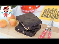 Unsuz Şekersiz Brownie Tarifi - Kevserin Mutfağı Yemek Tarifleri - YouTube