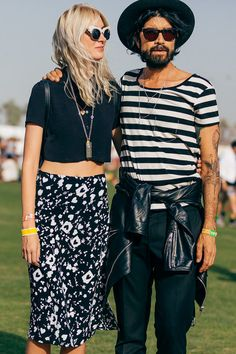 Coachella Style: 74 More Festival Pics From the Desert - Street Style - Racked National
