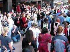 Denver Thriller Dance Night - 10/31/09, 16th Street Mall