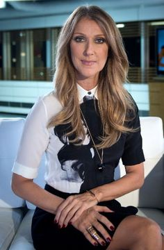 interview: Celine Dion