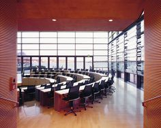Chamber Kiel -  MODUS conference chair by #Wilkhahn