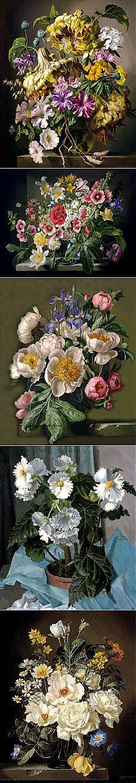 Цветочные вариации | Gerald A. Cooper .