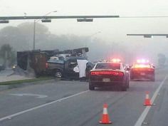 FHP investigating fatal crash on SR 60 in Indian River County