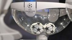 Way to Kiev: results of draw of the first round of the Champions League